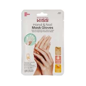 KISS Hand- und Nagel Handschuh Maske