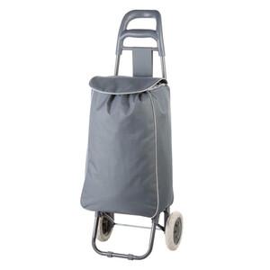 KODi basic Einkaufsroller 25k g in Grau