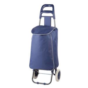 KODi basic Einkaufsroller 25 kg in Dunkelblau