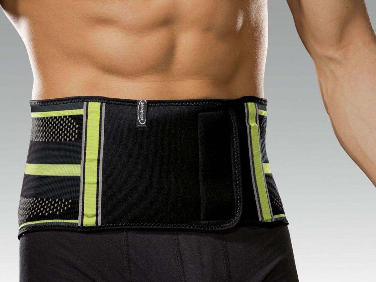 Bild 5 von SENSIPLAST® Rückenbandage, mit positionierbarer Lumbalpelotte, mit Noppen