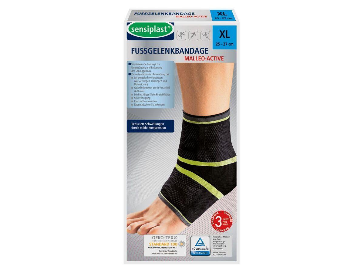 Bild 3 von SENSIPLAST® Strumpfbandage, für Fußgelenke, mit eingearbeiteten Pelotten