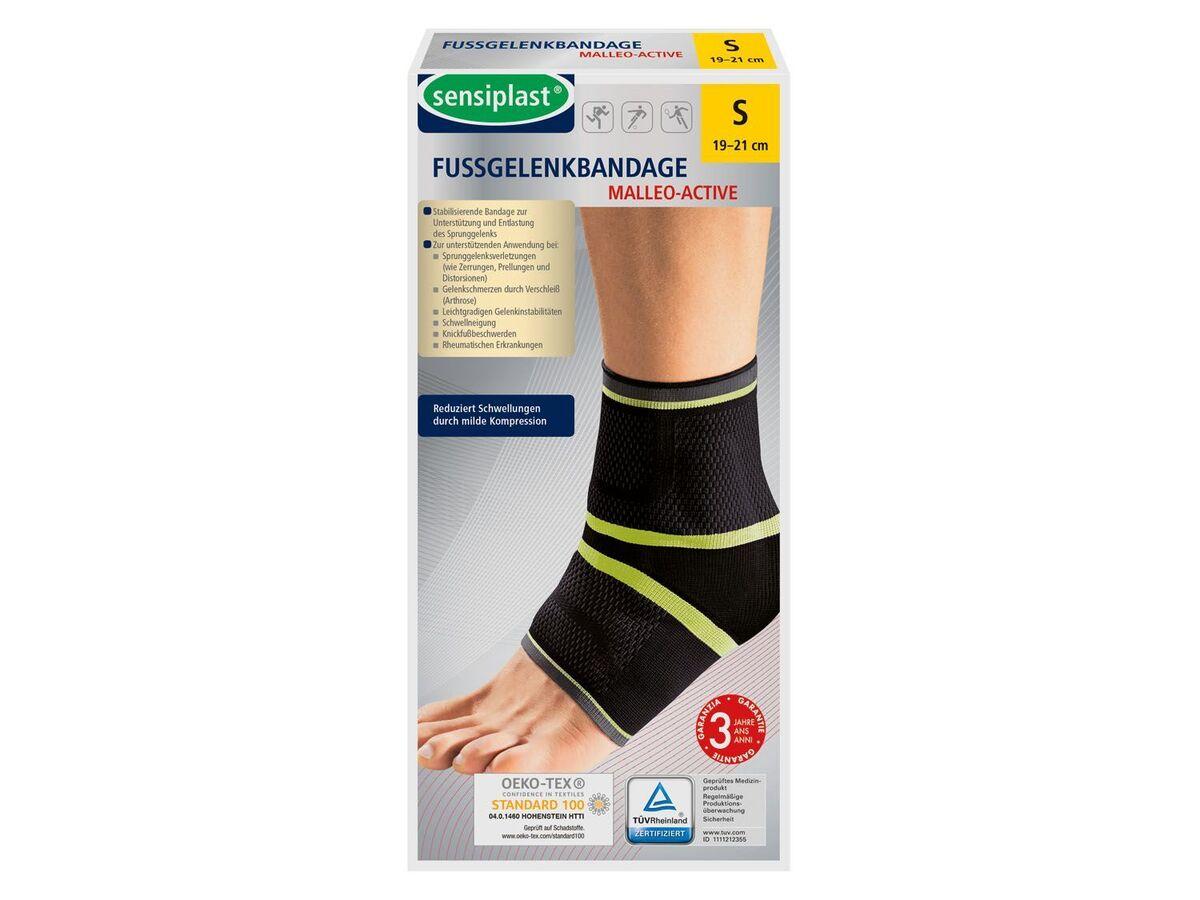 Bild 5 von SENSIPLAST® Strumpfbandage, für Fußgelenke, mit eingearbeiteten Pelotten