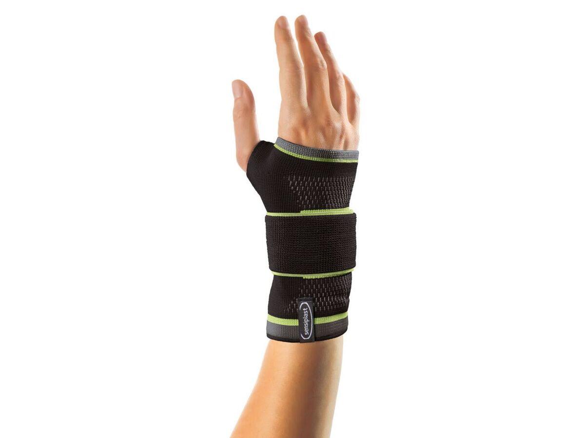Bild 5 von SENSIPLAST® Strumpfbandage, für Handgelenke, mit eingearbeiteter Pelotte, Stabilitätsstab