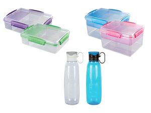 SISTEMA Trinkflasche/Frischhaltebox