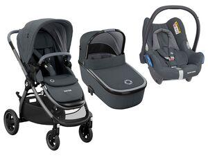 Maxi-Cosi Kinderwagen »Adorra«, Babywanne »Oria«,  Babyschale »CabrioFix«