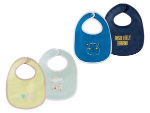 LUPILU® 2 Baby Lätzchen