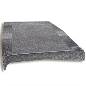 Teppich - dunkelgrau - 120x170 cm