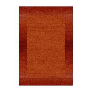 Teppich - orange - 120x170 cm