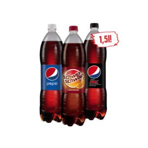 Pepsi Cola* oder Schwip Schwap*