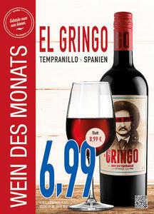 El Gringo Tempranillo Spanien