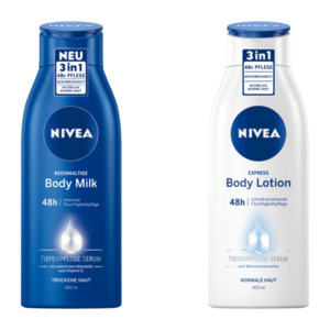 Nivea Body Milk / Lotion