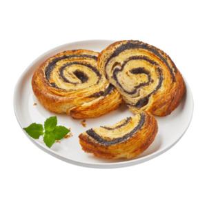 MEIN BESTES     Butter-Mohnschnecke