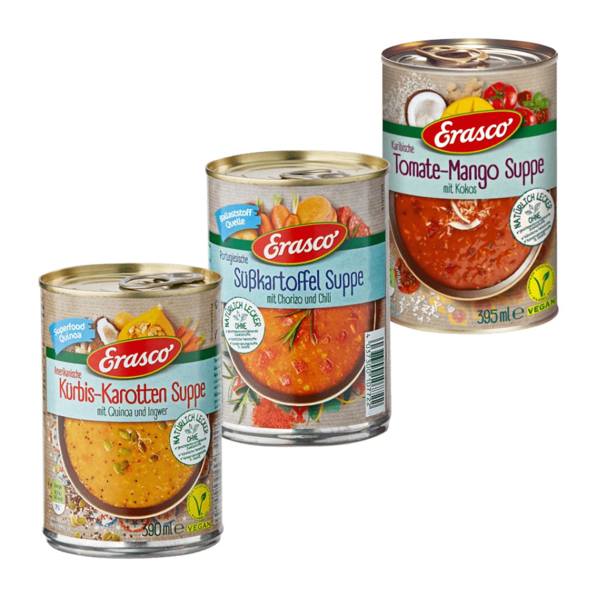 Bild 1 von Erasco Neue Welten Suppe