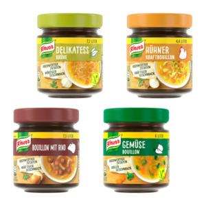 Knorr Bouillon / Brühe