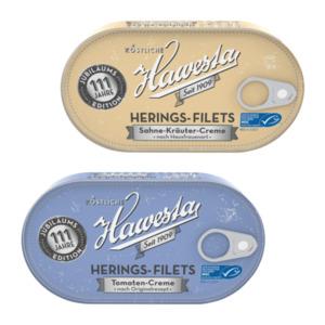 Hawesta Herings-Filets