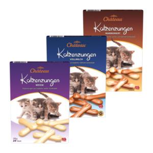 CHÂTEAU     Katzenzungen