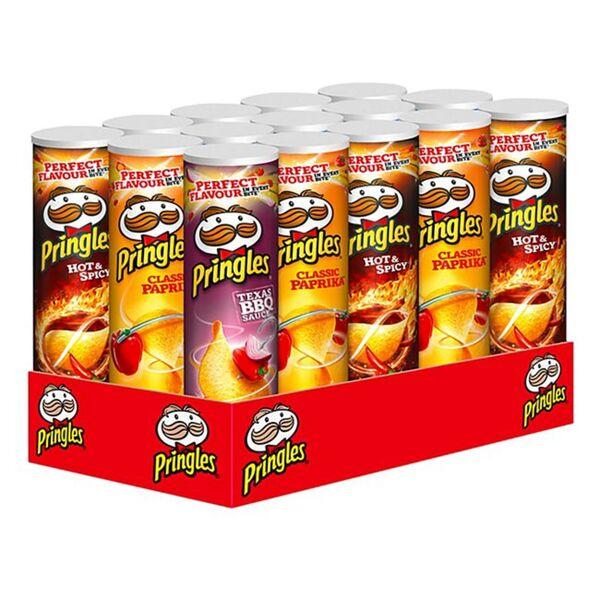 Pringles Chips 200 g, verschiedene Sorten, 15er Pack