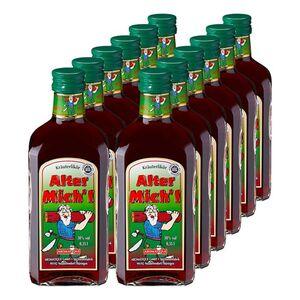Alter Michl Kräuterlikör 30,0 % vol 350 ml, 12er Pack
