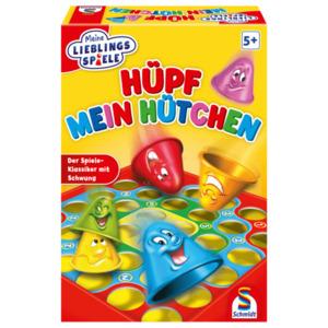 Schmidt Spiele Meine Lieblingsspiele Hüpf mein Hütchen