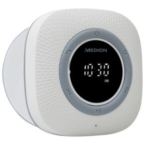 Medion Bluetooth Duschradio MD 43881 Weiß