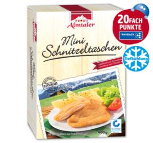 ALMTALER Mini Schnitzeltaschen