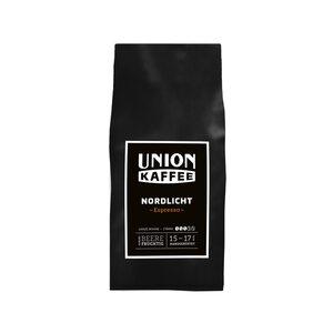 Union Rösterei Nordlicht Espresso ganze Bohnen 250g