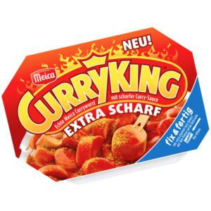 Meica Curryking scharf 220g