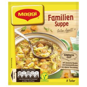 Maggi Guten Appetit Familien Suppe 60g