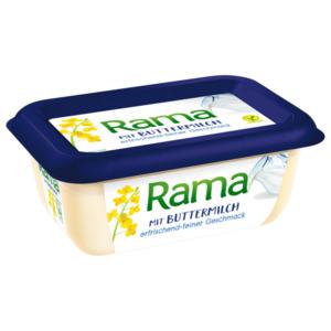Rama mit Buttermilch verfeinert 225g