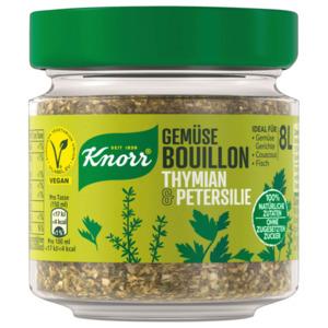 Knorr Bouillon Gemüse Thymian & Petersilie 8l