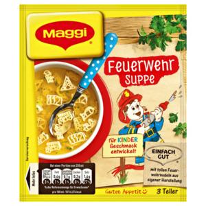 Maggi Guten Appetit Feuerwehr Suppe 53g