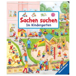 Ravensburger Kinderbuch Sachen Suchen: Im Kindergarten