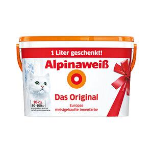 "Alpina              Alpinaweiß ""Das Original"", 11 L"