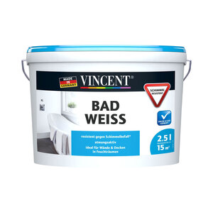 Vincent              Bad-Weiß, 2,5L