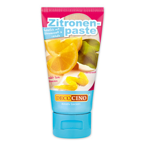 Dekoback-Decocino Zitronenpaste