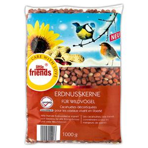 Little-Friends Erdnusskerne ganz
