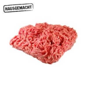 Deutsches frisches Schweine-Hackfleisch oder Mett