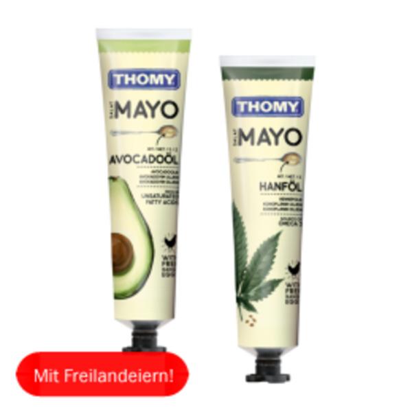 Thomy Mayo mit Hanföl oder Avocadoöl