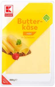 K-CLASSIC  Gouda, Butterkäse, Tilsiter oder Edamer