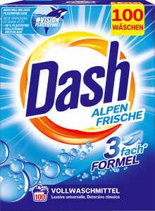 DASH  Voll- oder Colorwaschmittel