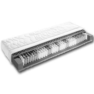 breckle® Classic Spring 7-Zonen-Taschenfederkernmatratze (140x200, fest)