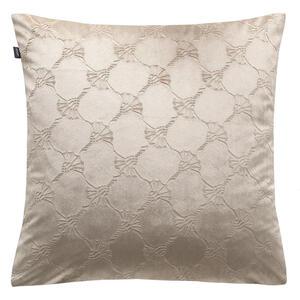 Joop! Kissenhülle beige 40/40 cm , J-Velvety 70694-030-40-40 , Textil , Uni , 40x40 cm , hochwertige Qualität , 003021093902
