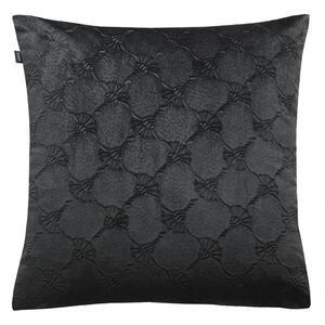 Joop! Kissenhülle anthrazit 45/45 cm , J-Velvety 70694-012-45-45 , Textil , Uni , 45x45 cm , hochwertige Qualität , 003021093801