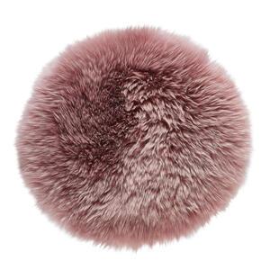 Esposa Sitzkissen pink 34 cm , Otago , Textil, Fell , Uni , hochwertige Qualität, formstabil, langlebig , 008982015905