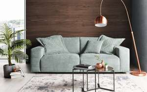 Vito - Sofa Lucia in stone
