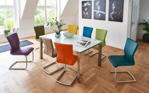 Seltmann Weiden - Tischgruppe 3031 / 3023 in bunt