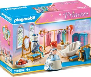 Playmobil® 70454 - Ankleidezimmer mit Badewanne - Playmobil® Princess