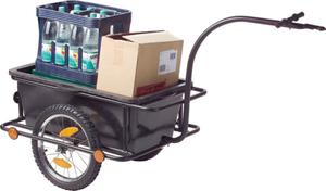 Kombinierter Fahrrad-/ Transportanhänger oder Handwagen Westfalia