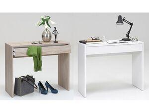 FMD Schreibtisch / Konsole »CHECKER«, kratzfest, mit einem Schubkasten