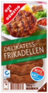 Gut & Günstig Delikatess-Frikadellen